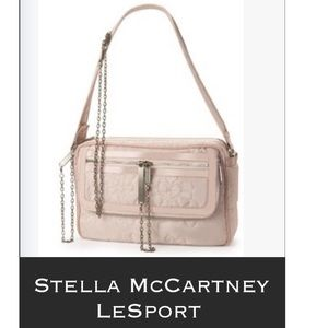 Authentic Stella McCartney LeSport quilted purse